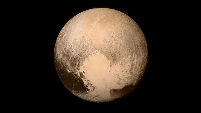 The Sky at Night, Pluto Revealed