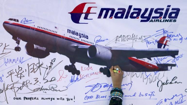 Lost At Sea Flight MH370