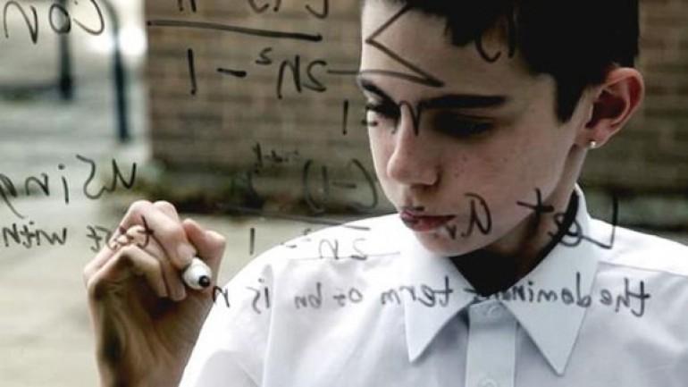 Growing Pains of a Teenage Genius