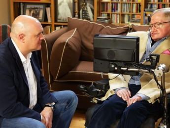 Dara O'Briain Meets Stephen Hawking