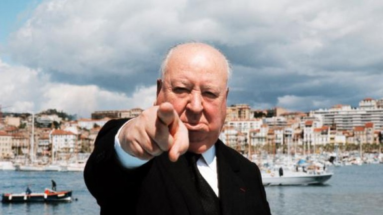 Alfred Hitchcock: Living Famously