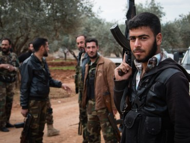 Syria: Wolves of the Valley