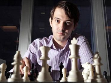An Interview With Martin Shkreli