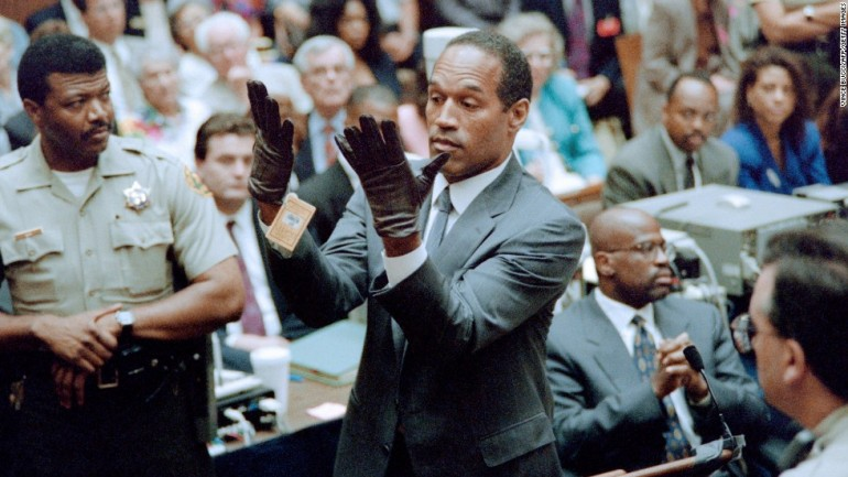 The O.J. Verdict: Shock of the Century