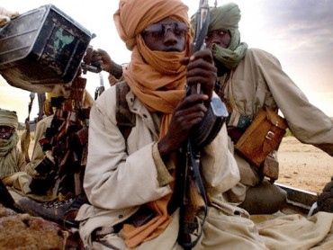 Libya's Quiet War: The Tuareg of South Libya
