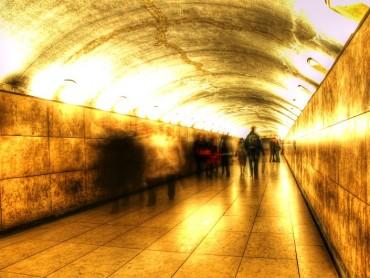 Ghosts on the Underground