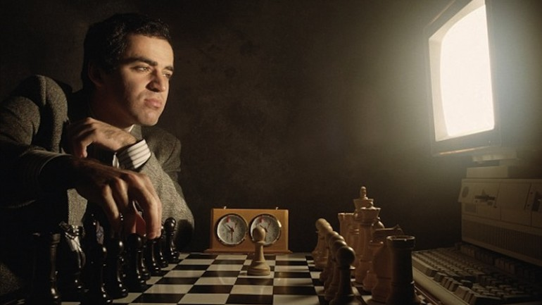 Game Over: Kasparov And The Machine Movie Trailer and ...