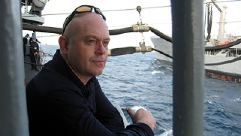 Ross Kemp: In Search of Pirates EP3