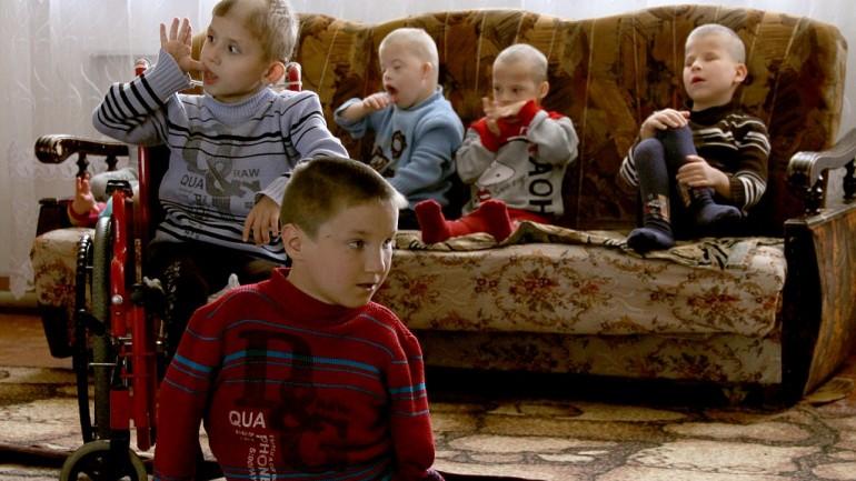Ukraine's Forgotten Children