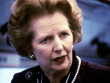 Thatcher: Ireland And The Iron Lady