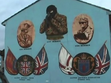 Walls of Shame: Northern Ireland's Troubles