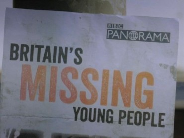 Britain's Missing Young People