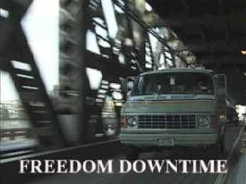 Freedom Downtime: The Story of Kevin Mitnick