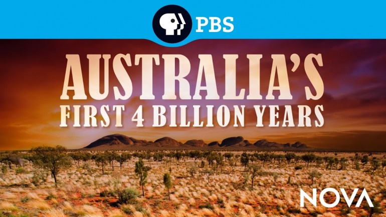 Australia: First 4 Billion Years
