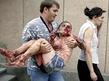 Dispatches: Beslan