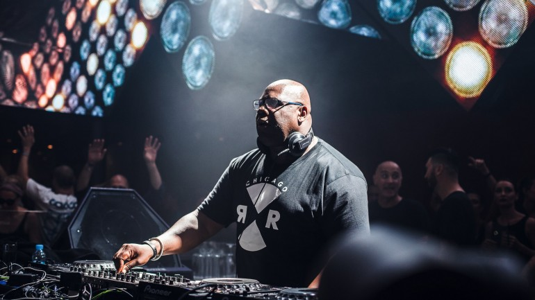 Carl Cox: Space Is The Place