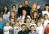 One Man, Six Wives, and Twenty-Nine Children