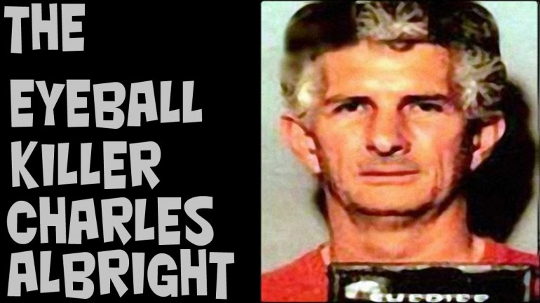 Born to Kill: Charles Albright