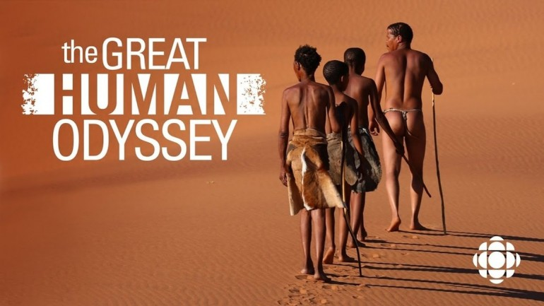 The Great Human Odyssey