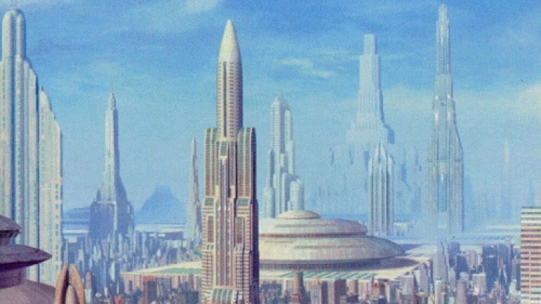 2057: The City of the Future