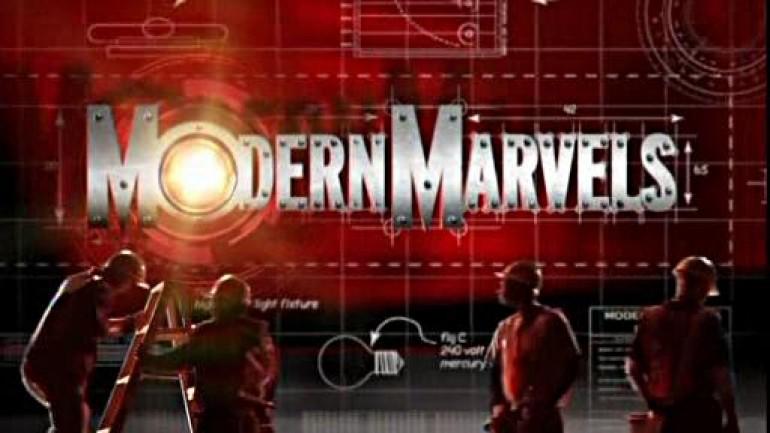 Modern Marvels: Surveillance Technology