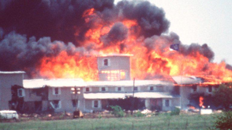 Witness to Waco
