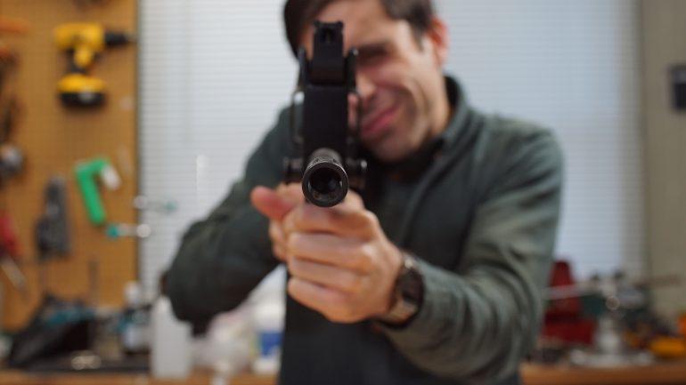 A Smarter Gun?