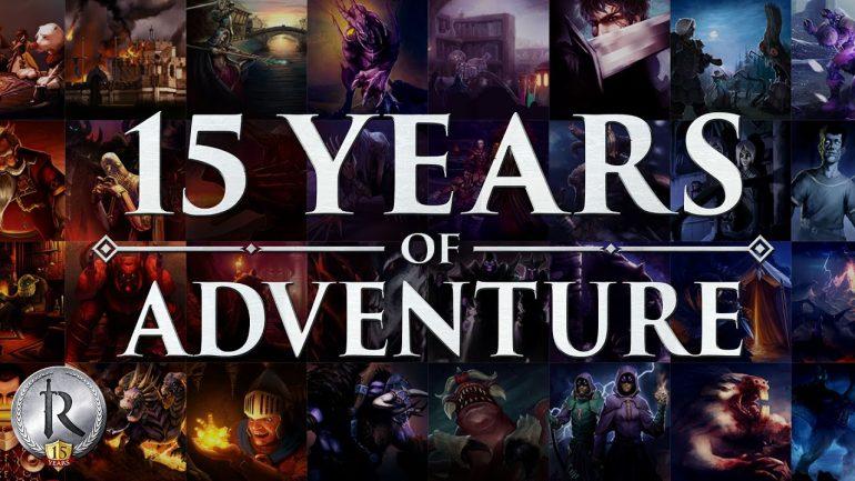 RuneScape: 15 Years of Adventure