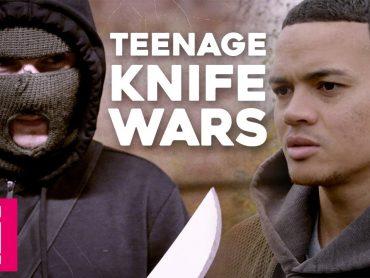 Britain's Teenage Knife Wars