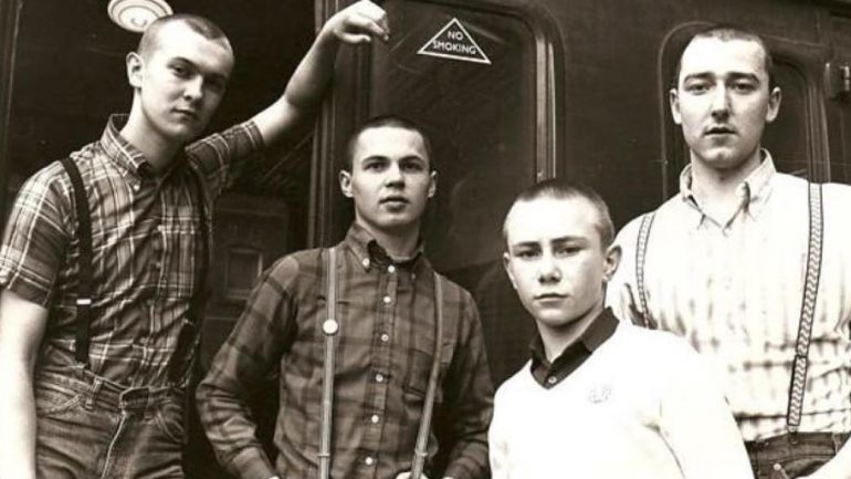 an introduction to the issue of skinhead violence