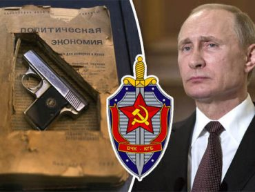 Cold War: Inside The KGB