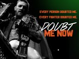 Conor McGregor: Doubt Me Now