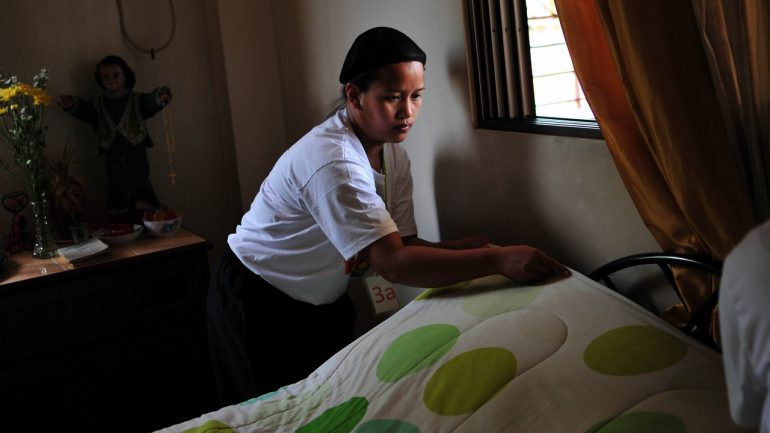 Domestic Servants: Domestic Slaves