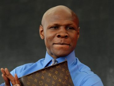 Sport Life Stories: Chris Eubank