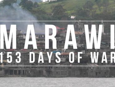 MARAWI: 153 days of war