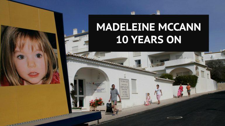 Madeleine Mccann 10 Years On
