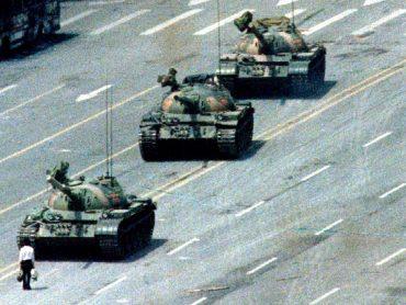 It Happened In Tiananmen Square