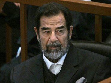 Saddam: America's Best Enemy
