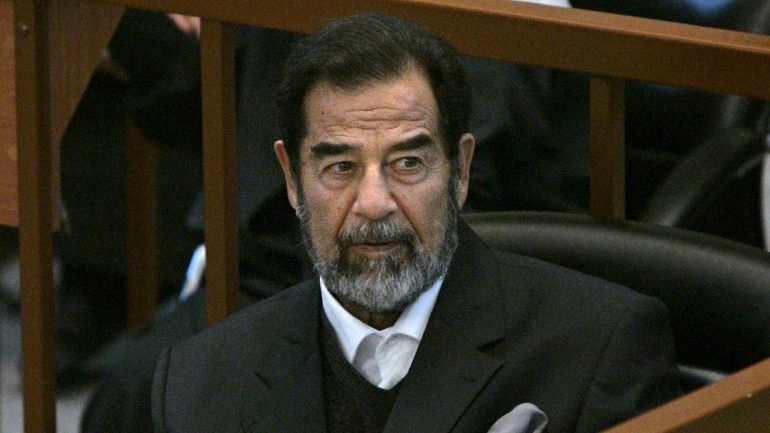 Saddam: America's Best Enemy