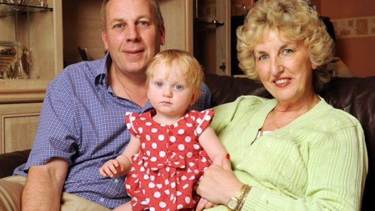 Britain's Oldest Mums And Dads