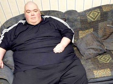 Inside Britain's Fattest Man