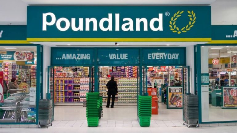 Trouble In Poundland