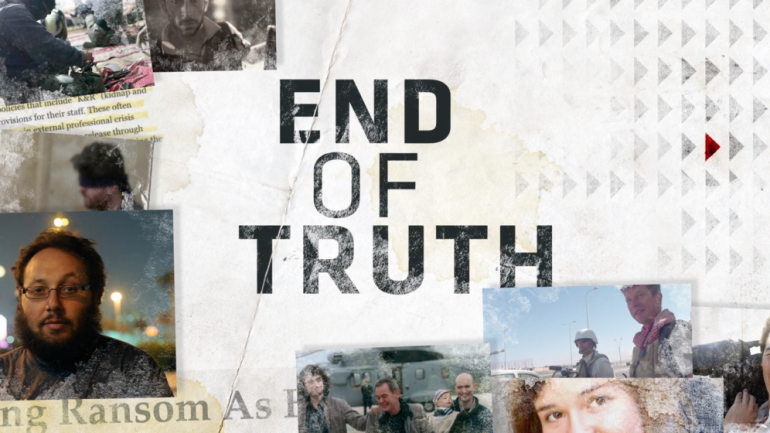 End of Truth