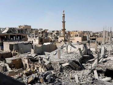 The Ruins of Raqqa