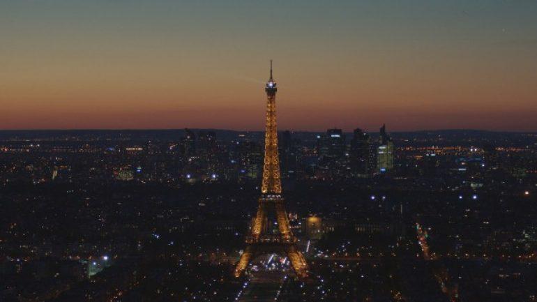 Three Days That Shook Paris