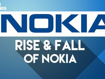 The Rise and Fall of Nokia