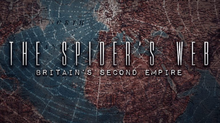 Image result for The Spider's Web: Britain's Second Empire And The Truth about British Royals