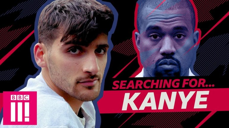 Searching For Kanye West