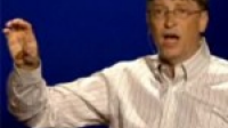 Bill Gates Talks at TED and Unleashes Mosquitoes