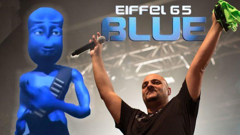 """The Story of """"Blue (Da Ba Dee)"""" by Eiffel 65"""
